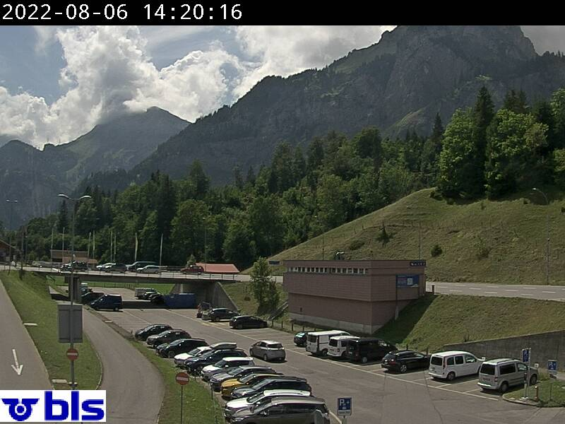 Webcam Kandersteg Süd